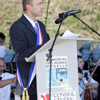 Ouverture en 2005 du Mémorial