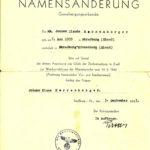 Germanisation et nazification